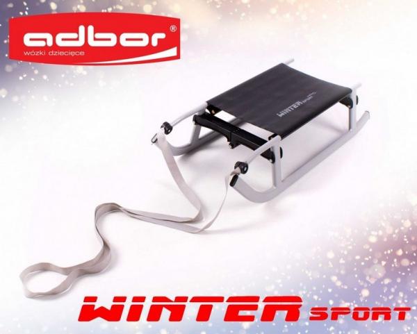 Saniuta pliabila Adbor Winter Sport 2