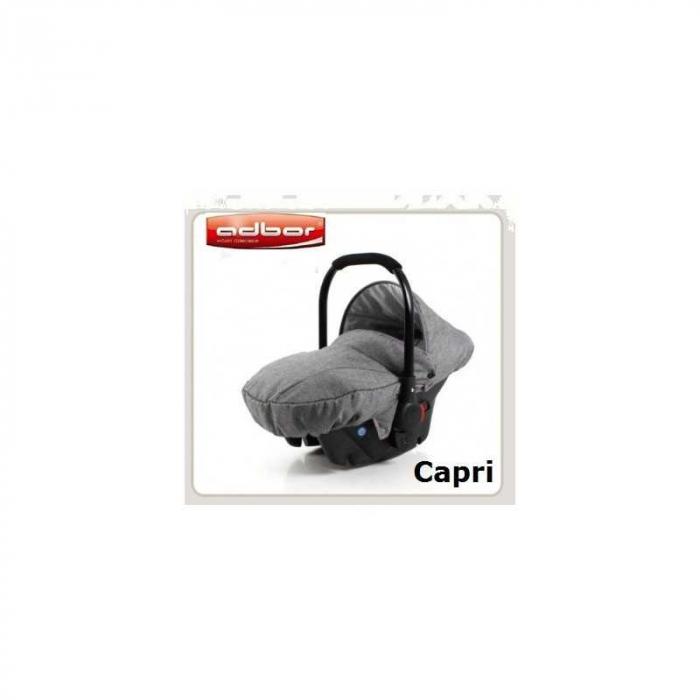 Scaun Auto 0 - 10 Kg Capri Adbor [1]