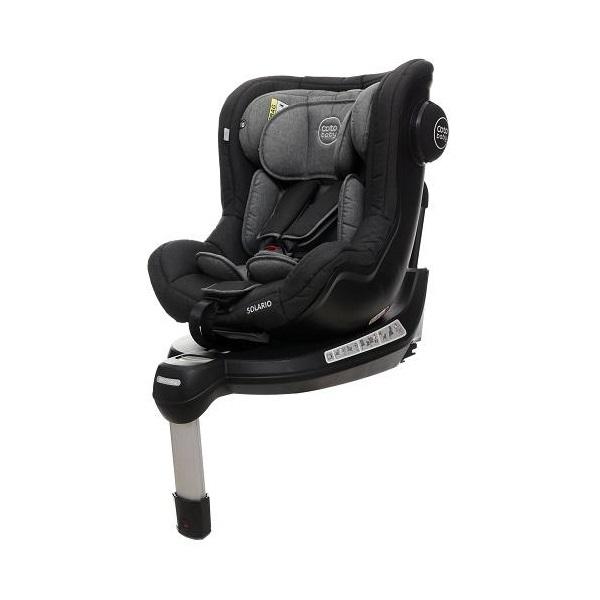 Scaun auto Coto Baby Solario Melange 360 grade [0]