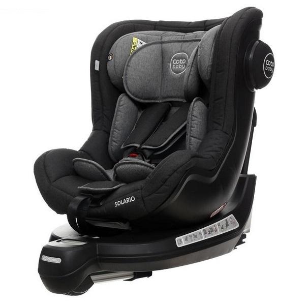 Scaun auto Coto Baby Solario Melange 360 grade [8]
