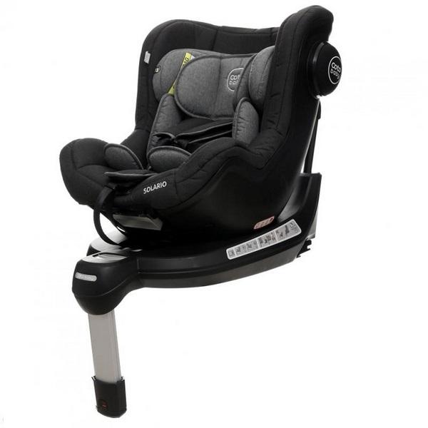 Scaun auto Coto Baby Solario Melange 360 grade [2]