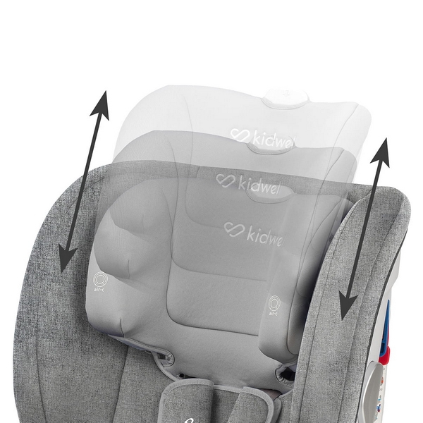 Scaun auto Kidwell Isofix Spot 0-36 Kg 6