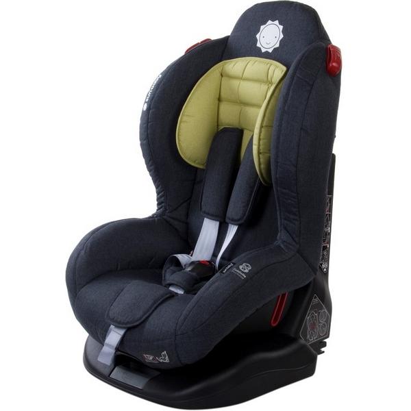 Scaun auto Sun Baby 9-25 Kg Black Olive 1