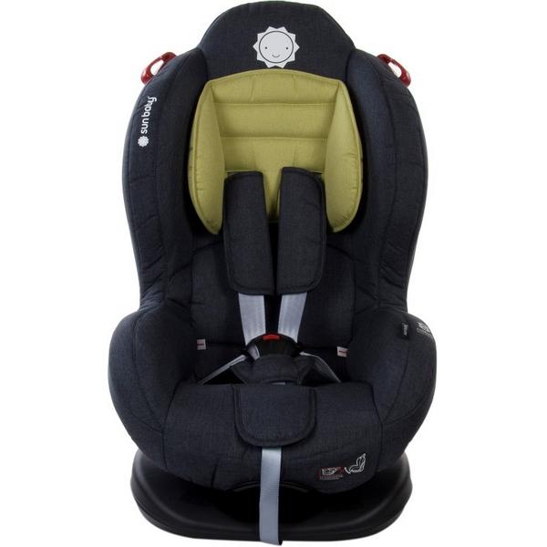 Scaun auto Sun Baby 9-25 Kg Black Olive 0