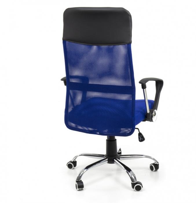 Scaun birou ergonomic Sportmann 2501-albastru [7]