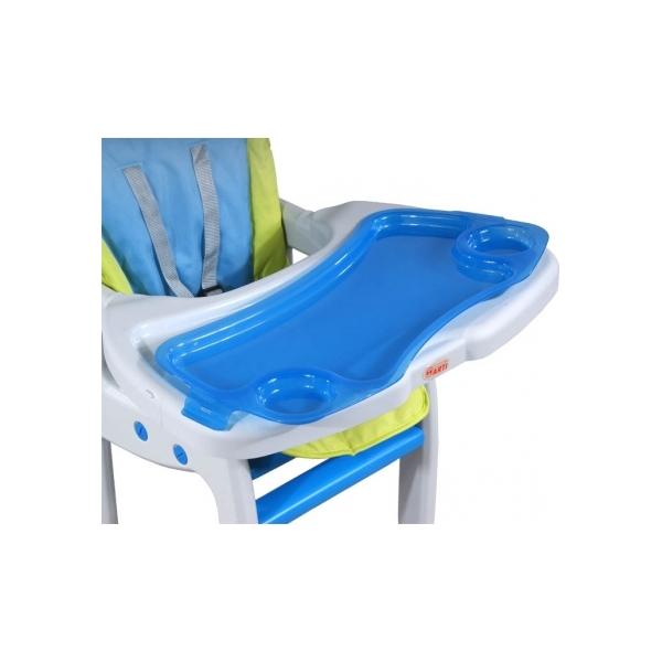 Scaun de masa ARTI Swing - Albastru 1
