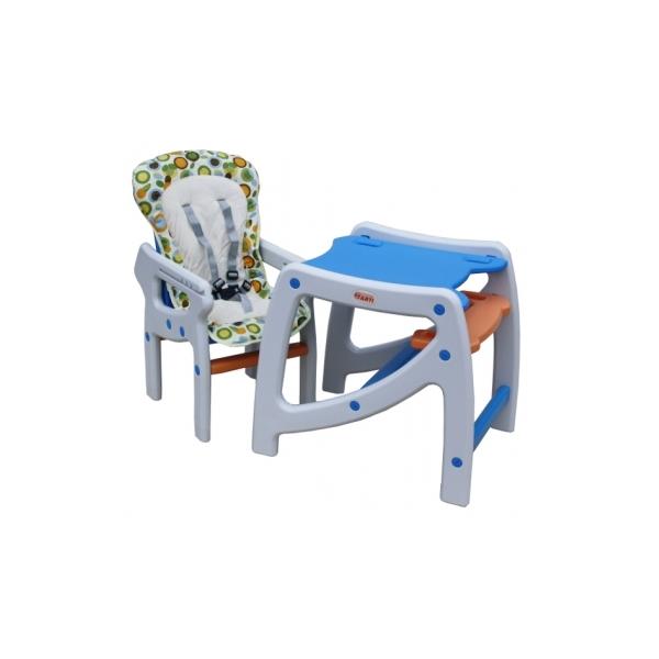 Scaun de masa ARTI Swing - Albastru 6