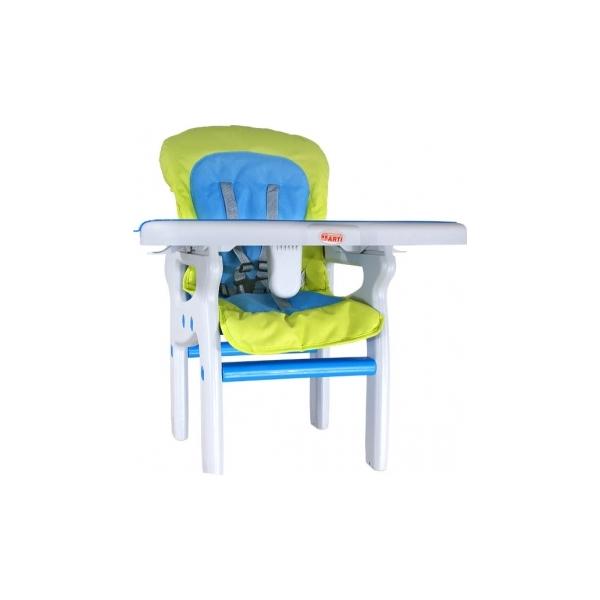 Scaun de masa ARTI Swing - Albastru 5