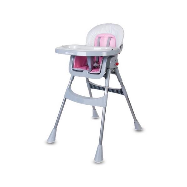 Scaun de masa Sun Baby 002 Comfort Basic - Pink 0