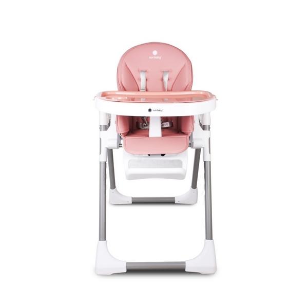 Scaun de masa Sun Baby 012 Fidi Pink 2