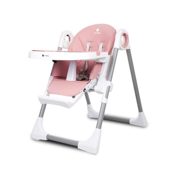 Scaun de masa Sun Baby 012 Fidi Pink 11