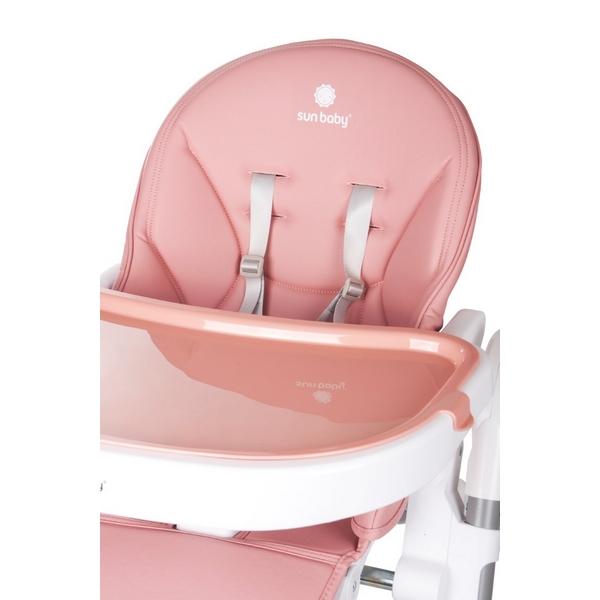 Scaun de masa Sun Baby 012 Fidi Pink 4