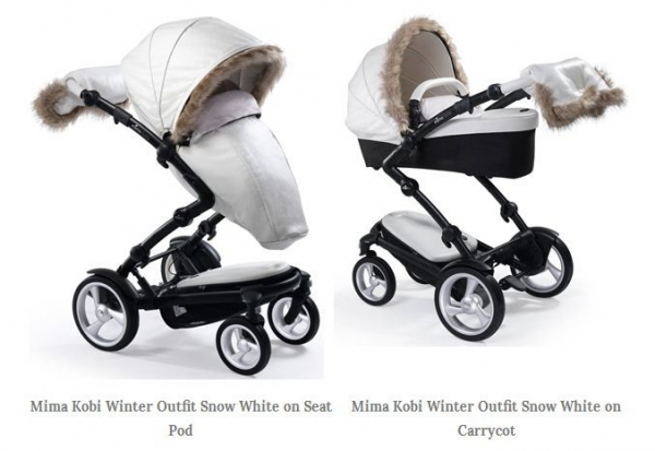 Set de iarna Mima Winter Outfit for Xari or Kobi 1
