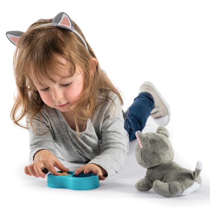 Set Smoby Veterinary Case pisica cu cusca de transport si accesorii [14]