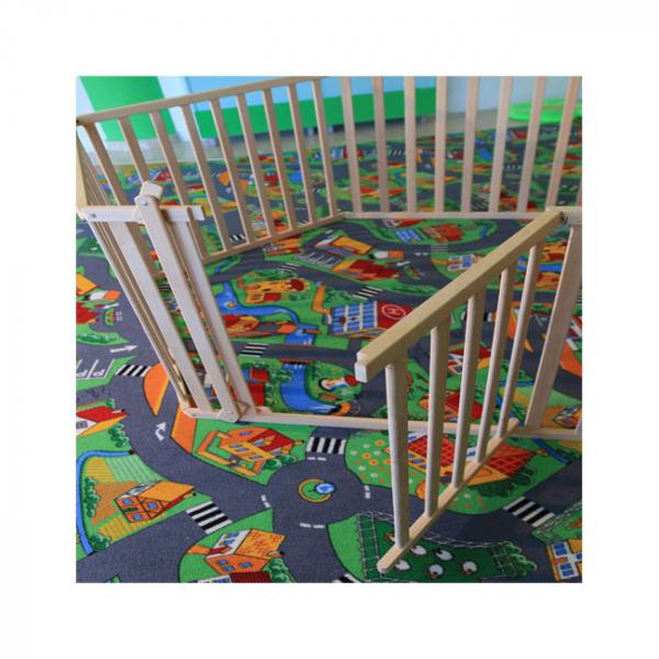 Tarc copii pliabil din lemn - Mesterel 2