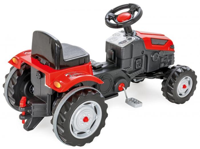 Tractor cu pedale Pilsan ACTIVE Rosu [2]