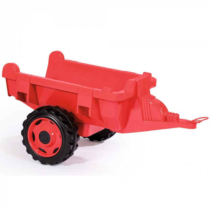 Tractor cu pedale si remorca Smoby Stronger XXL [2]