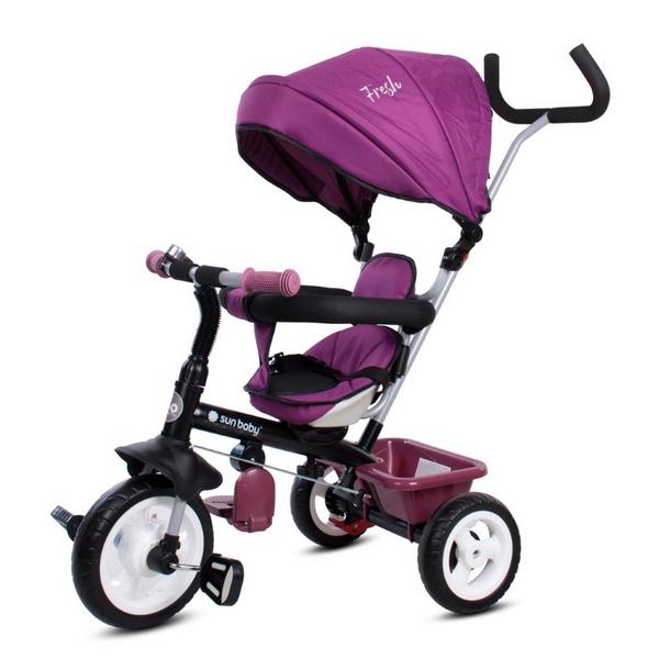 Tricicleta cu sezut reversibil Sun Baby 017 Fresh 360 0