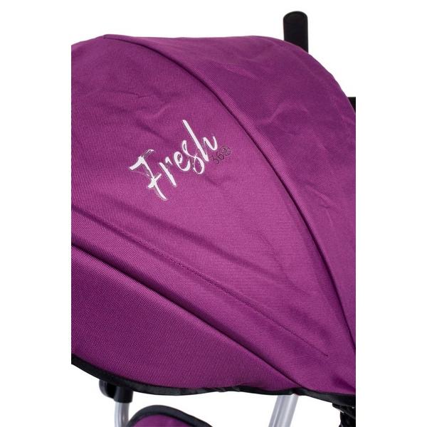 Tricicleta cu sezut reversibil Sun Baby 017 Fresh 360 7
