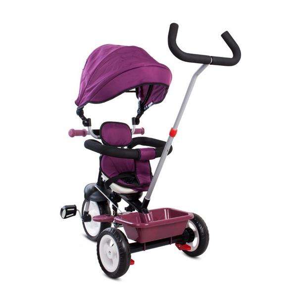 Tricicleta cu sezut reversibil Sun Baby 017 Fresh 360 5