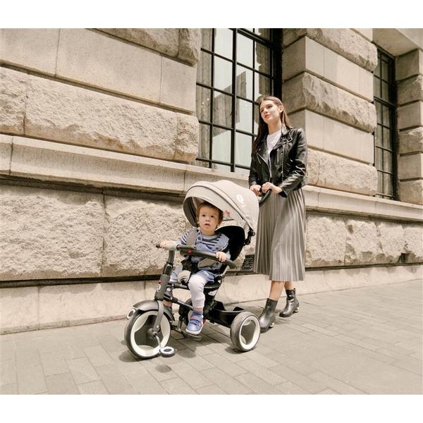 Tricicleta pliabila cu roti gonflabile Sun Baby 014 Qplay Rito 3