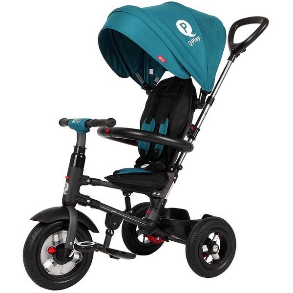Tricicleta pliabila cu roti gonflabile Sun Baby 014 Qplay Rito 0