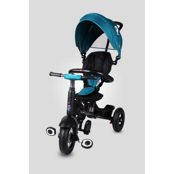 Tricicleta pliabila cu roti gonflabile Sun Baby 014 Qplay Rito 5