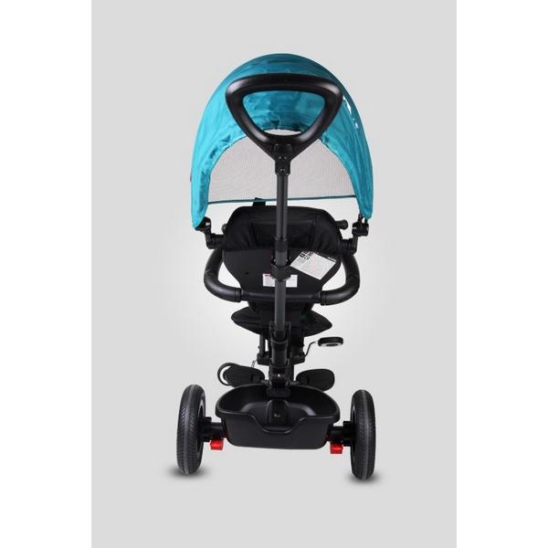 Tricicleta pliabila cu roti gonflabile Sun Baby 014 Qplay Rito 9