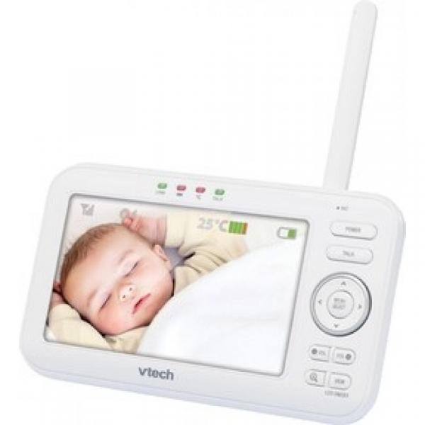 Videointerfon digital bidirectional 5 inch VM5252 cu melodii si infrarosu - Vtech [1]