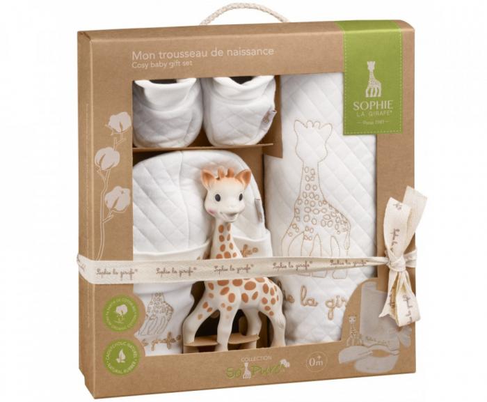 Vulli Set cadou trusou nou-nascut So Pure [7]