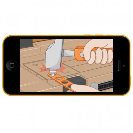 Atelier Smoby Black & Decker Bricolo Ultimate cu accesorii [7]