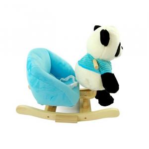 Balansoar de plus NEFERE Panda Blue2