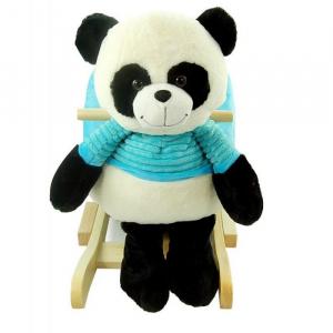 Balansoar de plus NEFERE Panda Blue3