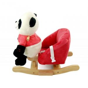 Balansoar de plus NEFERE Panda Pink6