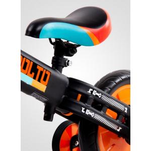 Bicicleta cu sau fara pedale si roti ajutatoare Sun Baby Molto 0145