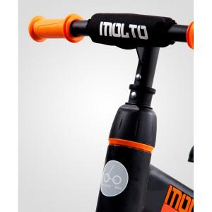 Bicicleta cu sau fara pedale si roti ajutatoare Sun Baby Molto 0146