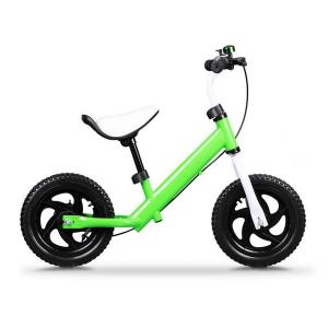 Bicicleta fara pedale ECOTOYS BW-1133 – Verde2
