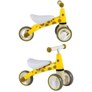 Bicicleta fara pedale Ecotoys LB1603 - Galben0