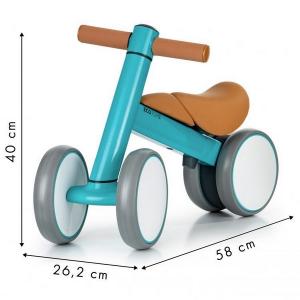 Bicicleta fara pedale ECOTOYS LC-V13095