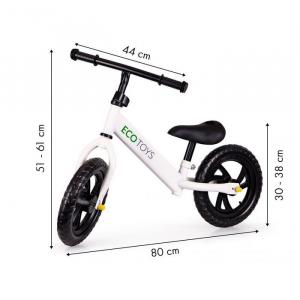 Bicicleta fara pedale Ecotoys N2002 [5]