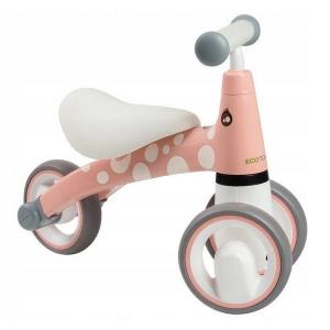 Bicicleta fara pedale Flamingo Ecotoys LB1603 [4]