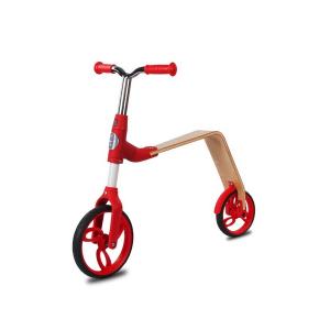 Bicicleta fara pedale/trotineta Sun Baby 006 EVO 360 Red0