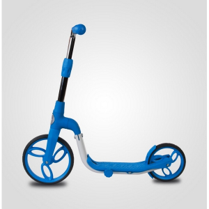 Bicicleta fara pedale/trotineta Sun Baby 007 EVO 360 PRO Blue1