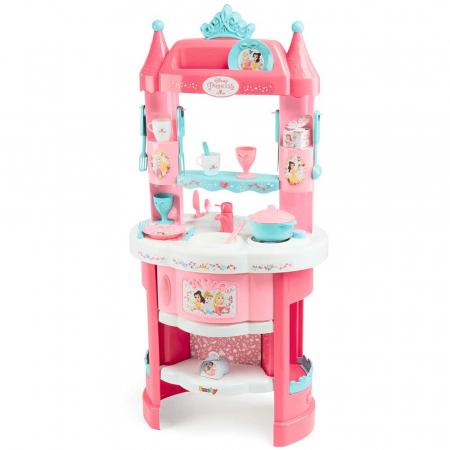 Bucatarie Smoby Disney Princess cu accesorii [0]