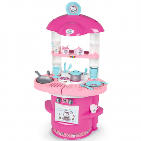 Bucatarie Smoby Hello Kitty Cooky Kitchen [0]