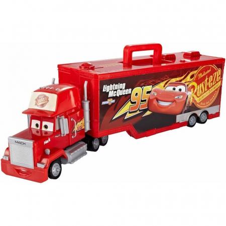 Camion Disney Cars by Mattel Mack Hauler [0]