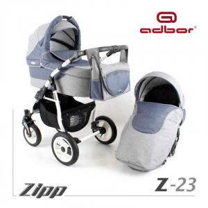 Carucior copii 2 in 1 Adbor Zipp1