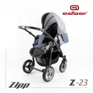 Carucior copii 2 in 1 Adbor Zipp4
