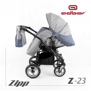 Carucior copii 2 in 1 Adbor Zipp5