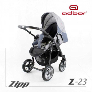 Carucior copii 3 in 1 Adbor Zipp [4]